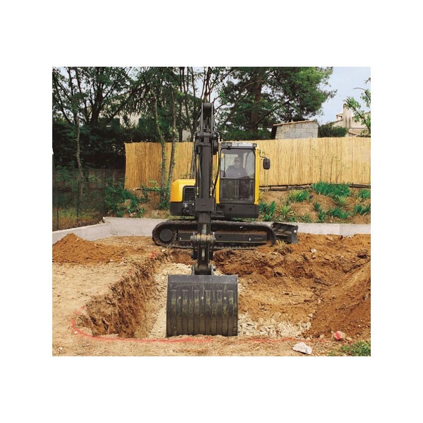 Noleggia Escavatore EC55B