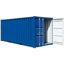 Box container