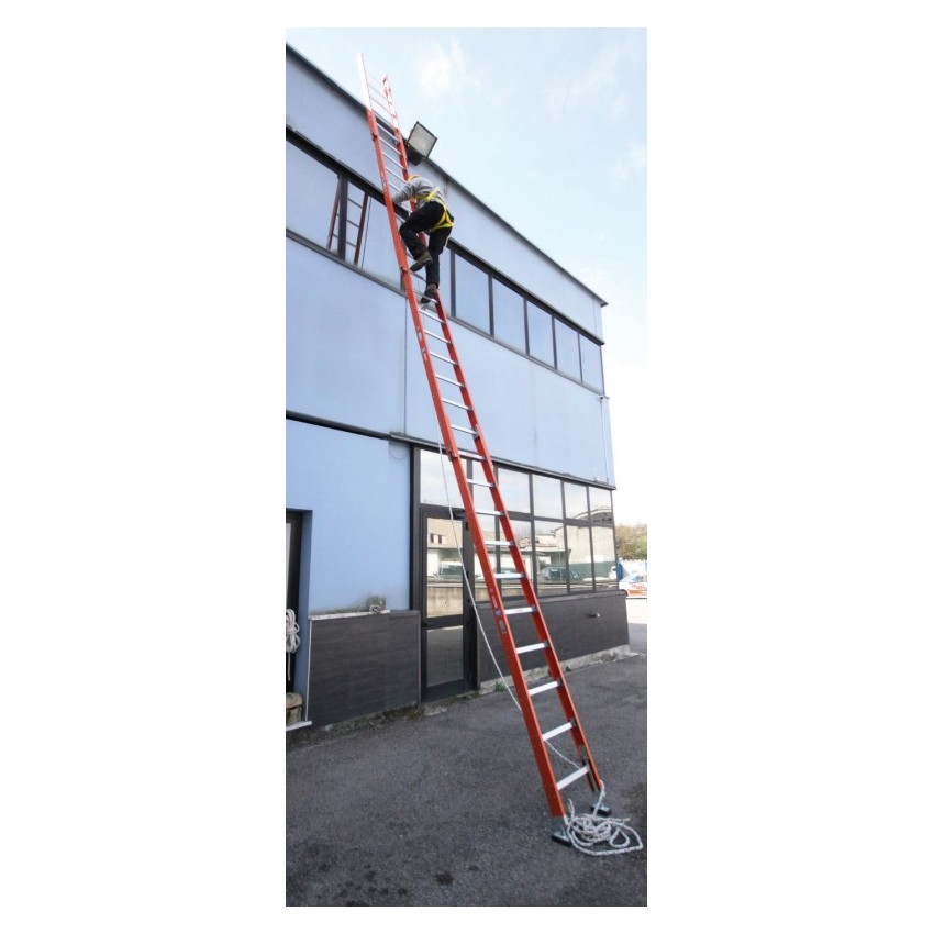 Noleggia Scala modulare vetroresina