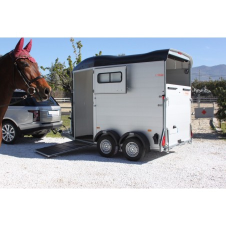 Carrello trasporto cavalli